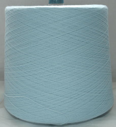 High Bulk Yarn 2/28s - Baby Blue 1500g